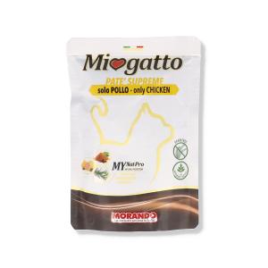 MIOGATTO PATE' POLLO 85 GR