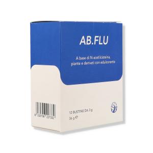 AB FLU 12 BUSTE x 3GR