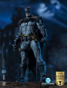 DC Multiverse: BATMAN DESIGNED BY TODD MCFARLANE (Gold Label) by McFarlane Toys