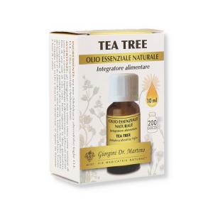 TEA TREE OLIO ESSENZIALE NATURALE 10ML