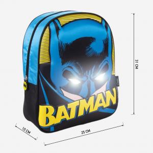 Zaino Batman con luci Novità 2021 2022-2