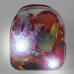 Zaino Iron Man con luci Novità 2021 2022