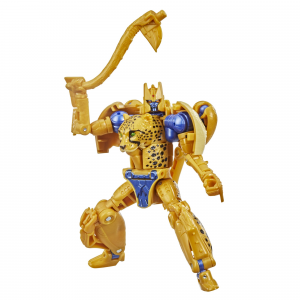 Transformers Generations War for Cybertron Trilogy Deluxe: CHEETOR by Hasbro