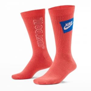 Nike Sportswear Everyday Essential Rosso/bianco/nero