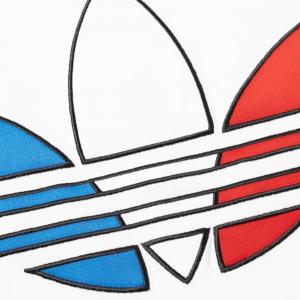 Adidas T-Shirt Maniche Corte Adicolor Tricolor