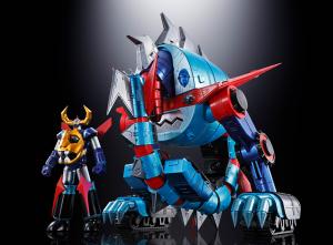 *PREORDER* Soul of Chogokin: GX-100 GAIKING+DAIKU MARYU by Bandai