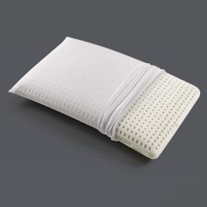 Guanciale lattice ZUCCHI bianco 73x43 cm saponetta