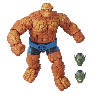 Marvel Legends Series: FANTASTIC FOUR - THING  by Hasbro