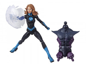 Marvel Legends Series: FANTASTIC FOUR - INVISIBLE WOMAN by Hasbro