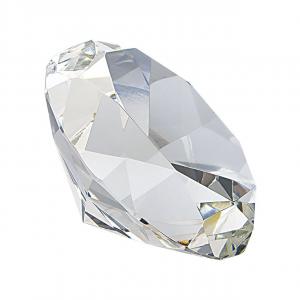 Fermacarte diamante bomboniera