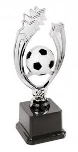Trofeo calcio con stelle