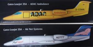 Gates Learjet 35