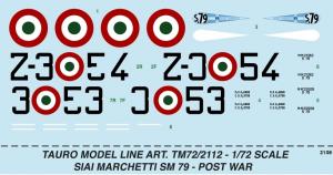 SIAI MARCHETTI S.M. 79