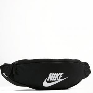 Nike marsupio Heritage Hip Pack Black/Black/White