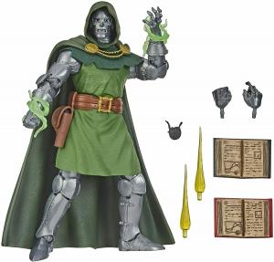 Marvel Legends Series: FANTASTIC FOUR - DR. DOOM Comics Version EXCLUSIVE by Hasbro