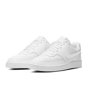 Nike Court Vision Lo White/White-White