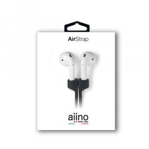 AirStrap laccetto in silicone per AirPods e AirPods Pro