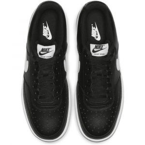 Nike Court Vision Lo Black/White-Photon Dust