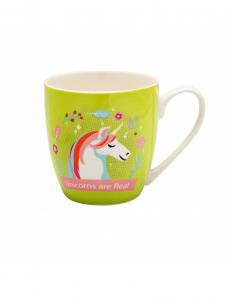 Tazza mug in porcellana unicorno assortiti