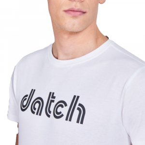Datch  T-Shirt In Cotone Logo Gym