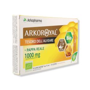 ARKOROYAL PAPPA REALE 1000 MG 30 CPS