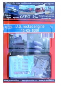 US rocket engine 15-KS-1000