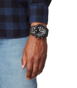 Casio G-Shock Mudmaster orologio analogico - digitale uomo
