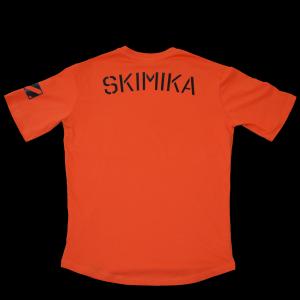 ORANGE T-SHIRT - SKIMIKA CRIME