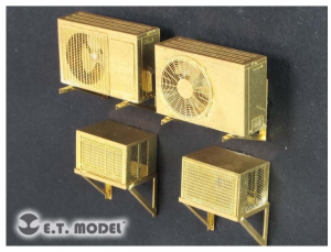 Civilian air conditioner external unit