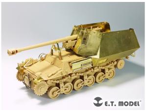 WWII German Jagdpanzer Marder I For TAMIYA 35370