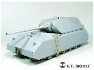 "WWII German Super Tank ""MAUS"""