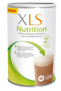 XLS NUTRITION CIOCCOLATO 400G