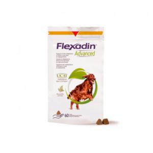 FLEXADIN ADVANCED (60 tavolette) – Favorisce il metabolismo articolare dei cani