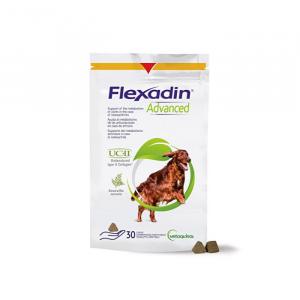 FLEXADIN ADVANCED (30 tavolette) – Favorisce il metabolismo articolare dei cani
