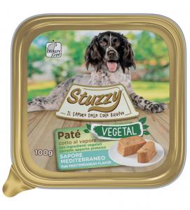 Stuzzy Dog - Vegetal - Adult - 100g x 16 vaschette