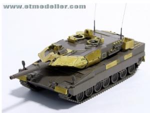 Modern German Leopard 2 A5