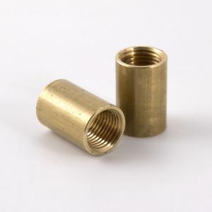 Manicotto ottone raccordo M10x1-M10x1 - Ø12x20 mm