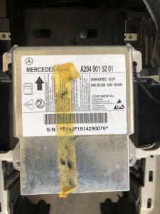 Kit air bag usato Mercedes-Benz GLK '08> 220 CDI