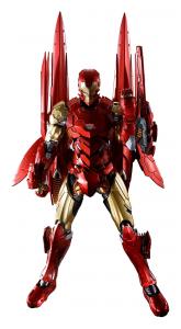 *PREORDER* Tech-On Avengers - S.H. Figuarts: IRON MAN by Bandai Tamashii