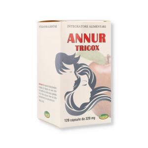 ANNUR TRICOX 120 CPS VEG 320MG