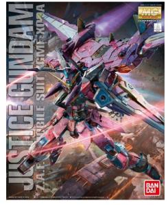 MG Gundam Seed Justice Gundam