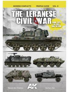 WARS IN LEBANON VOL.II