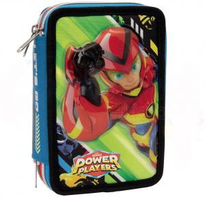Astuccio Triplo Power Player Giochi Preziosi