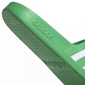 Adidas Adilette Aqua Ciabatta Verde/Bianca