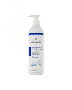 Gel Detergente Ultraricco Viso Corpo all'Acqua Termale Montbrun 400 ml