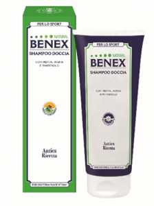 BENEX SHAMPOO DOCCIA