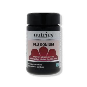 NUTRIVA FLU GONIUM 30CPR SOLUBILI