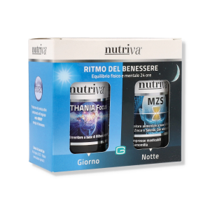 NUTRIVA COUVETTE MZS+ WITHANIA 120 CPR