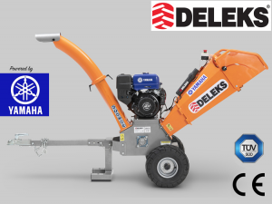 DELEKS Biotrituratore professionale DK-800-YAMAHA