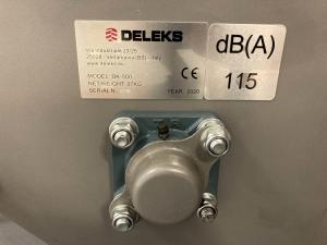DELEKS Biotrituratore professionale DK-500-BS
